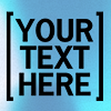 manifold: YOUR TEXT HERE (your text here)