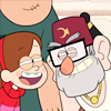 """glitterateur: """"Your other grunkle."""" (Whaddya call a guy who fucks shapes?)"""