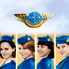 acari: Pan Am | four main characters in profile (adventure awaits)