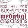 coraa: (post apocalyptic far future medieval ass)