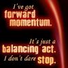 coraa: (forward momentum)