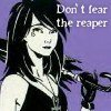coraa: (don't fear the reaper)