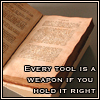 ext_9990: ((?!) every tool is a weapon)