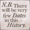 coraa: (history - very few dates)