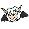 thistledear: Beaming chibi aerael head (beam!)