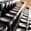 healingmirth: typewriter keys (typewriter)