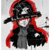 "the_crippled_robin: Picture of Jason Todd with a Banner across his eye's reading ""He Took Me Away"" (Default)"