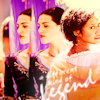 mari4212: Gwen and Morgana from Merlin (gwen/morgana)