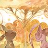 oftheuniverse: (Pokemon ♥ Umbreon and Espeon)