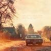 cuda: Dean's Impala in an autumn setting (Autumn Impala, nostalgia)