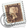 lizcommotion: A British stamp of Queen Elizabeth (UK stamp)
