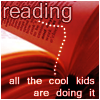 bookgazing: (all the cool kids are reading)