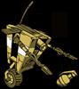 terabient: A robot drops a grenade (Borderlands: Claptrap - FIESTA TIME)