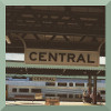 highlyeccentric: Across the intercity platforms at Sydney Central Station. Sign reads 'Central' (Sydney Central)