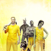 lou: team. yellow. says it all! (gotg team yellow)