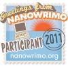 ellarien: Nanowrimo 2011 participant badge (nano2011)