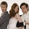 kass: Amy, Rory, Eleven. (trio)