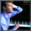 brightknightie: Nick plays piano but looks distracted (Nick Solemn)