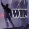 brightknightie: Nick raising his fist in triumph (Win)