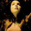 scorpiod: Kate Fuller, looking up, hands held above her head (FDTD - Kate - the spine song)