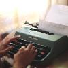 caffeinatedwriter: (typewriter)