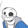 sansational: Sans, attention caught by something potentially awesome (Ping!)