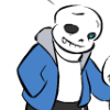 sansational: Sans, caught in a moment of sympathy (Nothing to worry about)