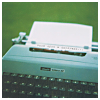 heartsteps: (typewriter)