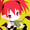surskitty: Etna eating noodles. (you are what you eat so try to be people)