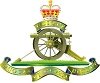 shadowspar: Cap badge of the Royal Canadian Artillery: A cannon with motto: Ubique / Quo Fas Et Gloria Ducunt (RCA cap badge)