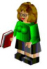 snippy: Lego me holding book (Me as Lego)