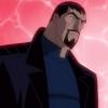 hernan_guerra: Dark-haired, tan-skinned, blue eyed man with a dark goatee, wearing a blue shirt and a black overcoat. Looks Hispanic. (neutral)