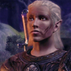 lassarina: Zevran, from Dragon Age, looking rather serious (Zevran)