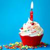 goss: (Birthday cupcake)