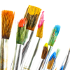 goss: (Paint Brushes)