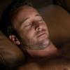 super_seal: (Shirtless - Sleep - Happy)