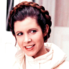 anghraine: leia in early esb smiling (leia [smiling])