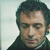 pro_patria_mortuus: Hugh Jackman as Valjean, looking down, thoughtful and/or hiding his feelings (z Valjean reserve)
