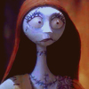 outlineofash: Sally from Nightmare Before Christmas appears startled. (Media - Sally)