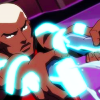 ficticons: a vivid image of kaldur'ahm, the animated Young Justice Aqualad. (YJ Kaldur)
