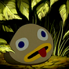 mortalcity: A painted rock. It has a face with its tongue sticking out. It knows things. (OtGW | that's a rock fact)