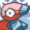 beast_trash: porygon from pmd who's sweatdropping even tho it's a computer program. (oh no!)