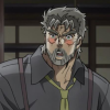 beast_trash: joseph joestar from jjba is blushing (blush)