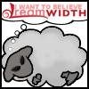 georginasand: Dreamwidth Sheep wants to believe (x-files, dreamwidth)