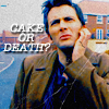alierajean: (DW Ten Cake or Death)
