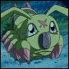 larvalstate: (Wormmon)