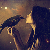 eardcwen: raven kiss (Default)