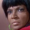 jadelennox: Bad ass TOS Uhura, glaring daggers after being struck by Kahn. (uhura)