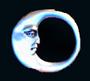 franklanguage: Man-in-the-moon belt buckle (moonbuckle)