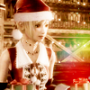 terabient: A girl dressed in a ~sexy~ Santa dress (Resonance of Fate - Santa Leanne)